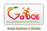 Georgia Department of Education Logo and Link