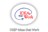 OSEP Ideas that Work Logo and Link
