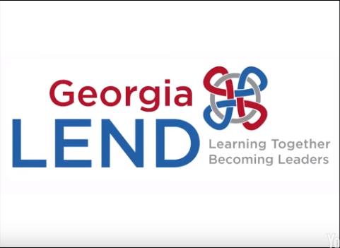 Georgia LEND program logo