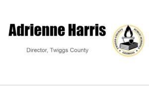 Adrienne Harris, director