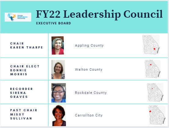 FY22 Leadership Council Executive Board